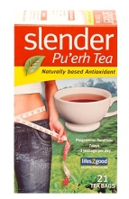 slender pu'erh weight loss tea